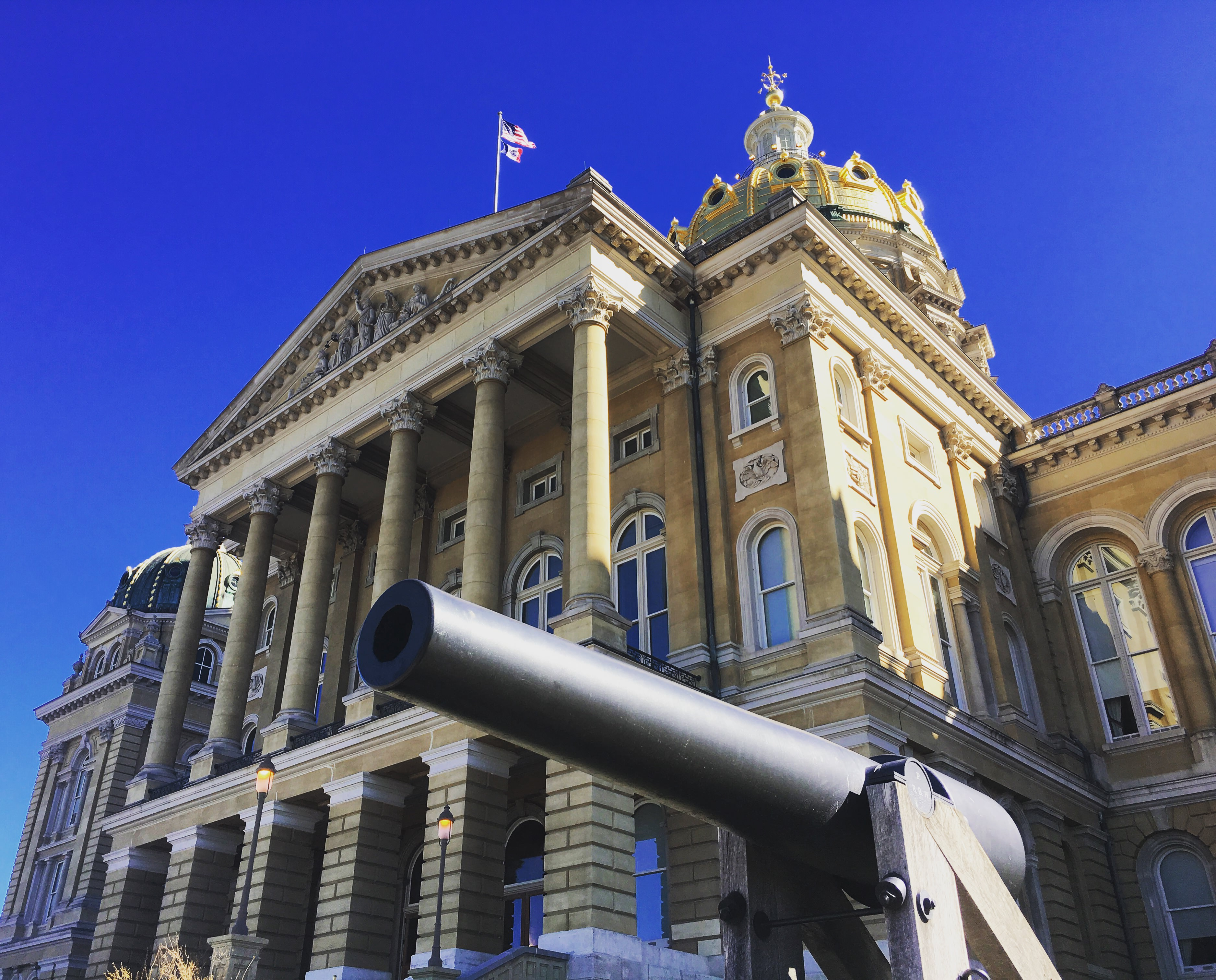 IOWA: SUPPRESSOR OWNERSHIP AND HUNTING NOW LEGAL